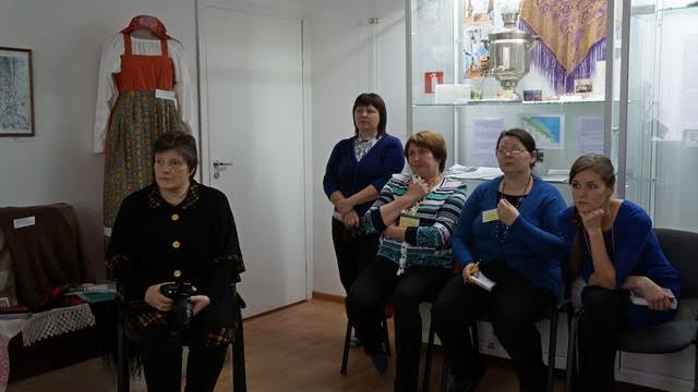 Семинар в Беломорске