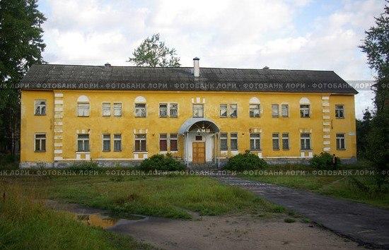 Здание ДМШ в Медвежьегорске
