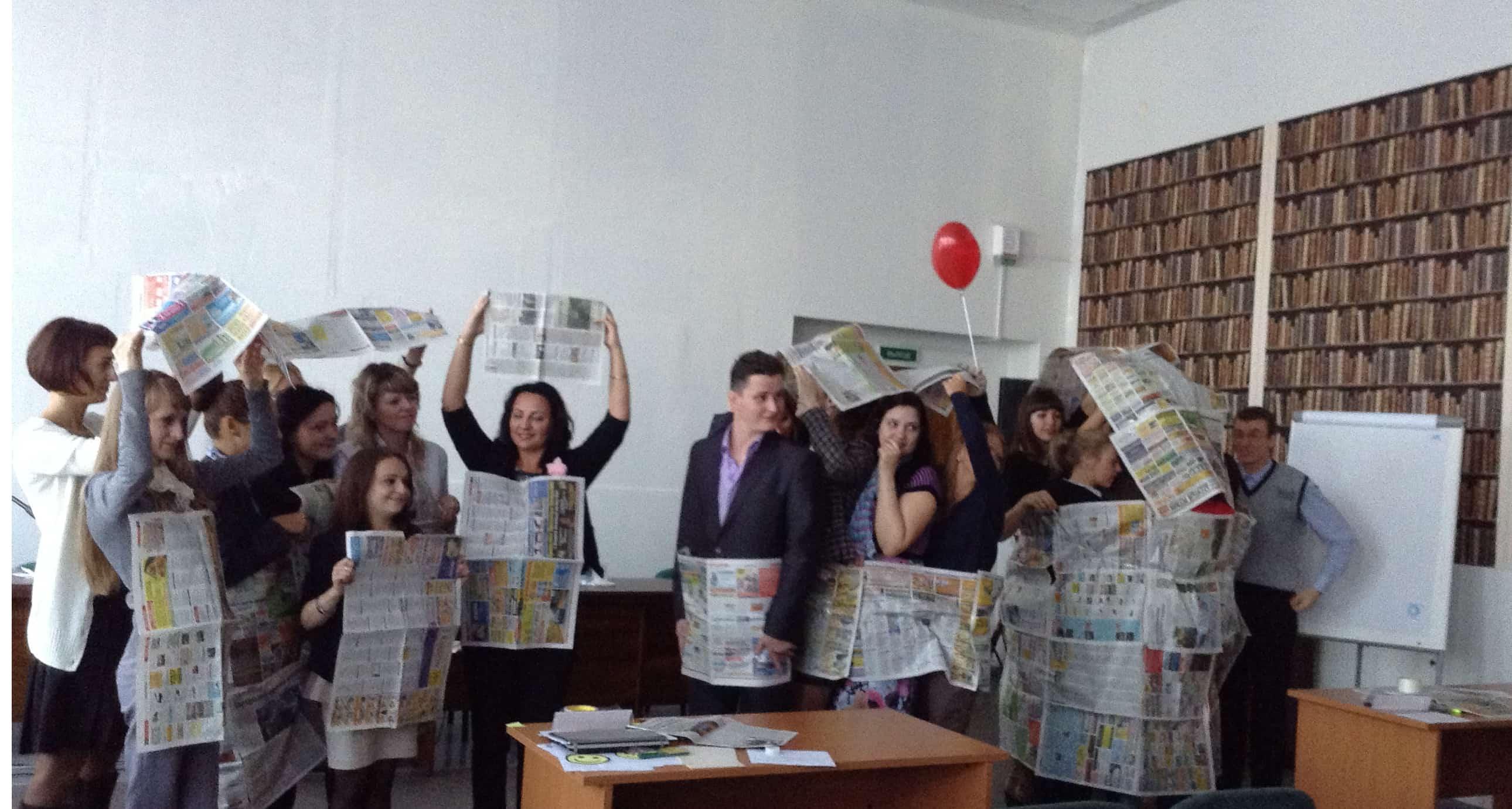 На Шестых Фрадковских чтениях, 2013 год. Фото Натальи Мешковой