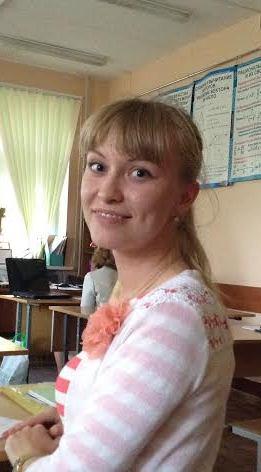 Оксана Галашова, учитель словесности Университетского лицея, выступила на чтениях дважды
