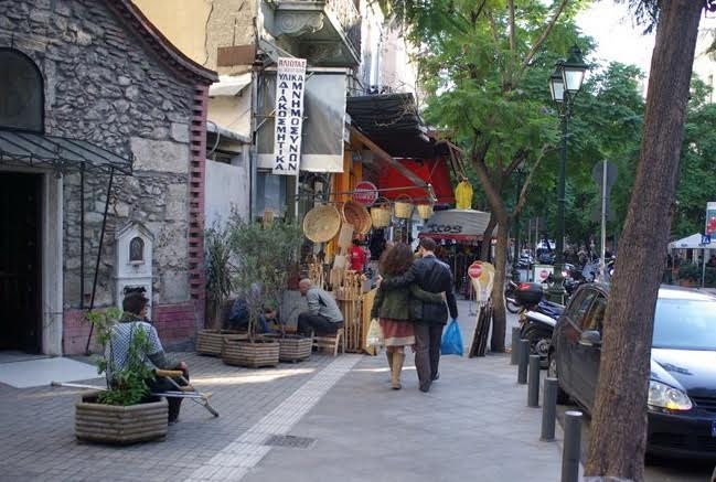 В Греции. Фото из личного архива Ирины Колгановой