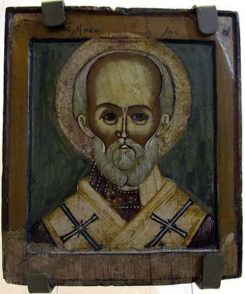 Св. Никола из Заонежья. Первая половина XVIII века