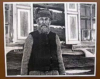 Заонежский иконописец Иван Михеевич Абрамов из деревни Космозеро
