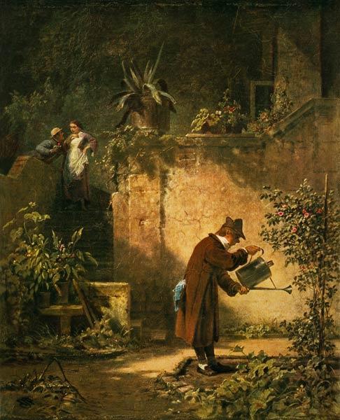 Картина из частного собрания, холст