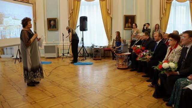 Директор музея Наталья Вавилова