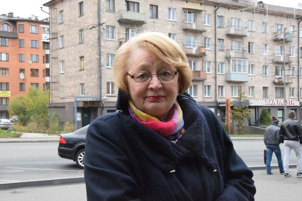 Тамара Мешкова. Фото Марии Голубевой