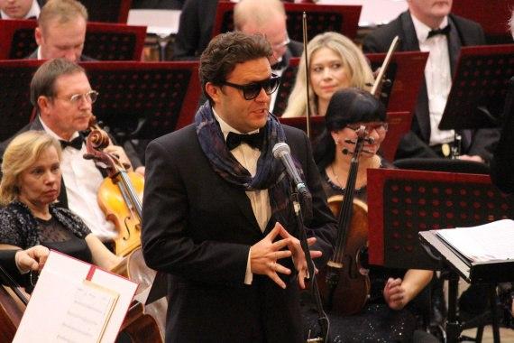 Ярославский симфонический оркестр в Петрозаводске