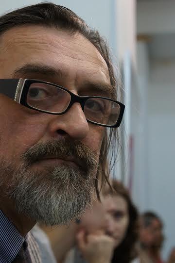 Дмитрий Учуваткин. Фото Ирины Ларионовой
