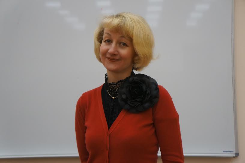 Екатерина Васильева. Фото Ирины Ларионовой