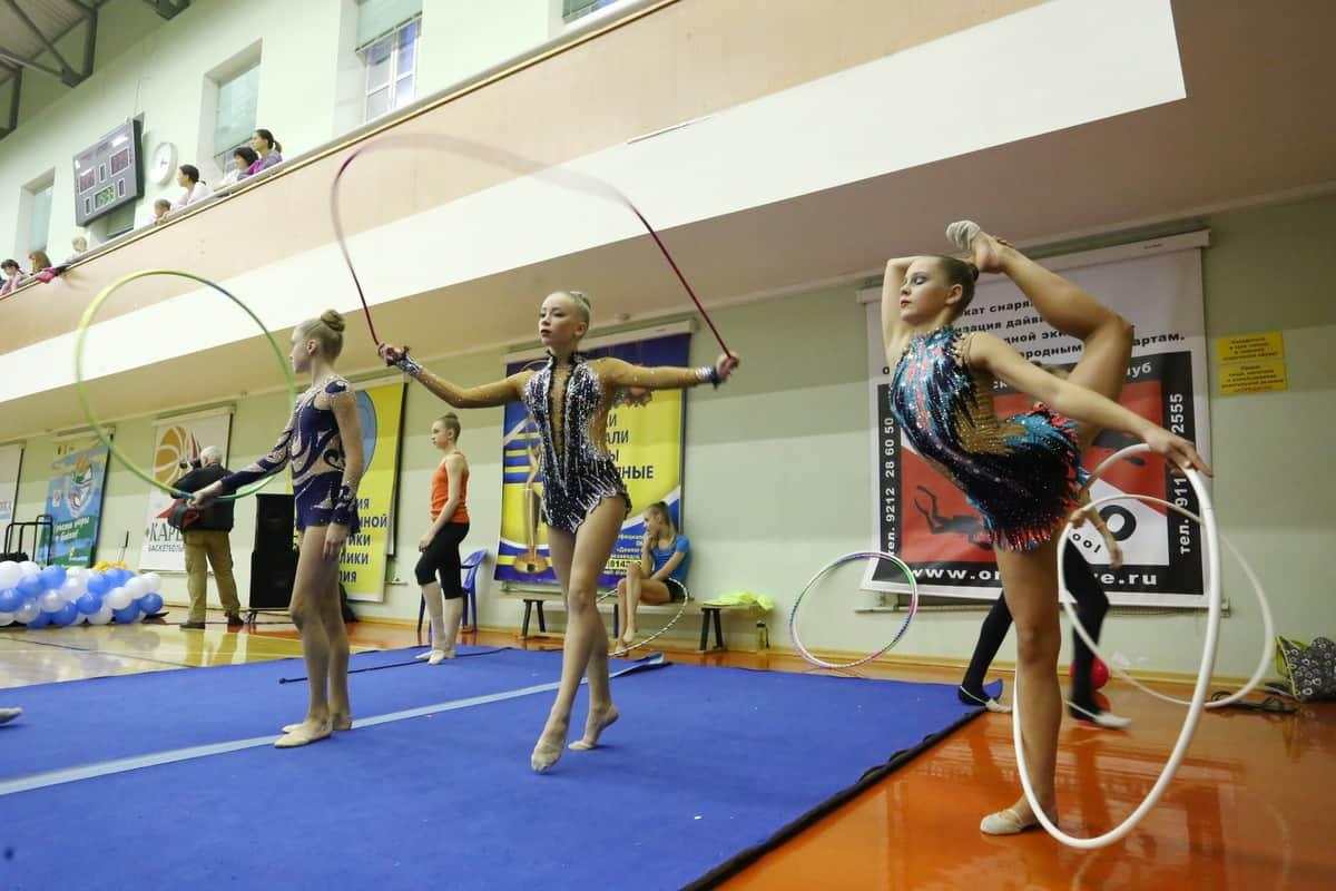 Открытый кубок Карелии по художественной гимнастике на призы Натальи Липниной (фоторепортаж)