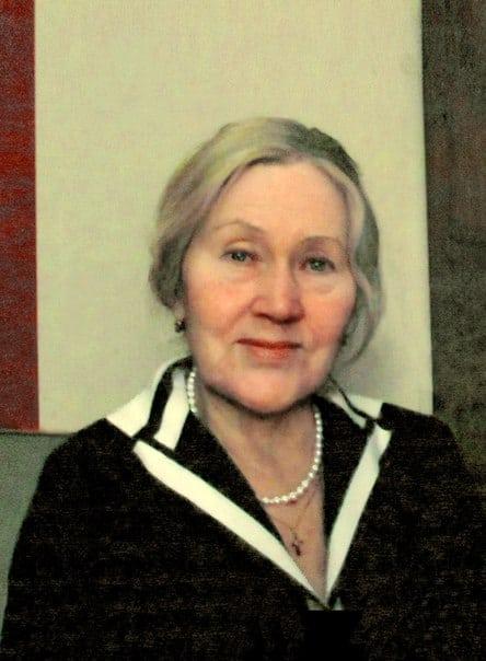 Клавдия Ивановна Жемойтель (1932 - 2015)