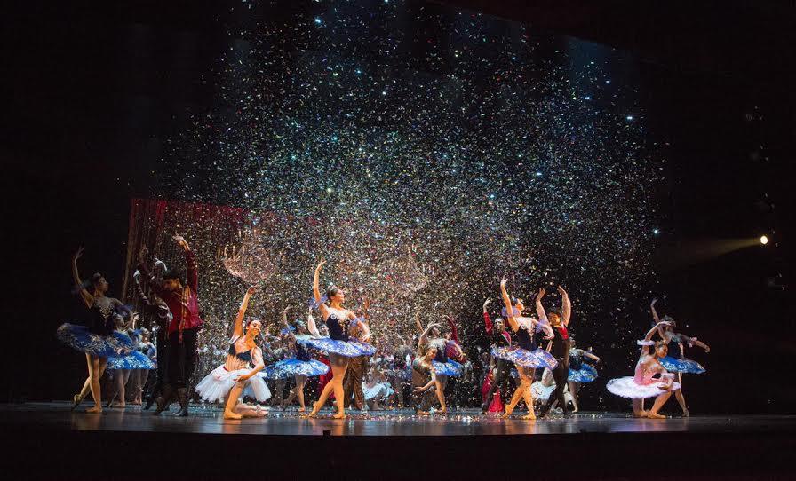 Балет Музыкального театра Карелии. Фото Виталия Голубева