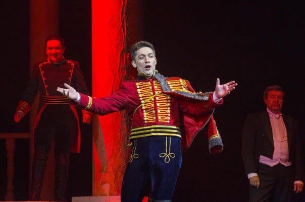 Музыкальный театр Карелии, гала-концерт оперы. Фото Виталия Голубева