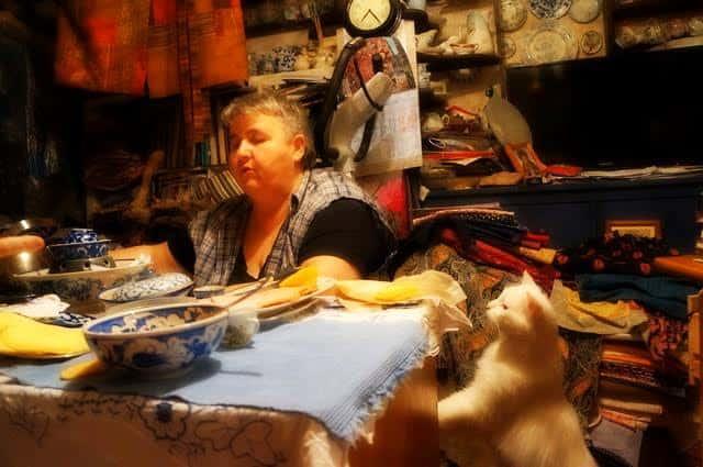Лариса Дергачева. Фото Ирины Ларионовой