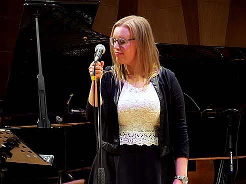 Вокалистка группы «Савипето» Сара Вилен