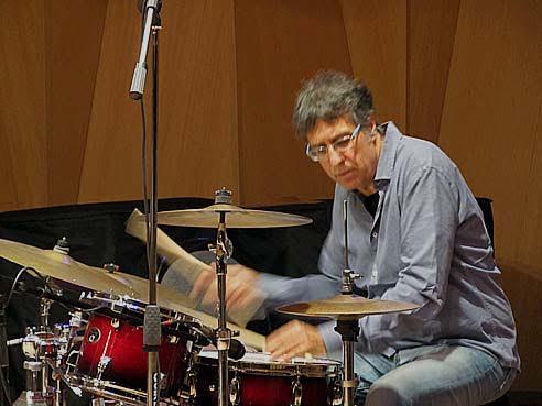 Клаудио Джоаннини (барабаны), Antonio Flinta Quartet