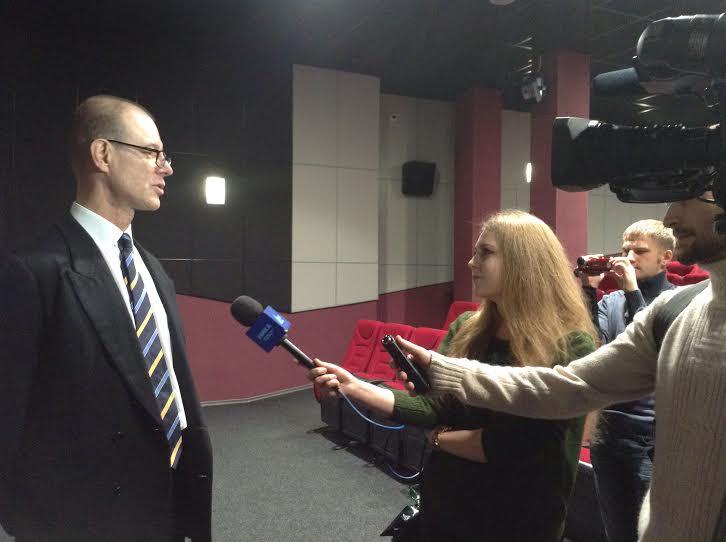 В Петрозаводске впервые проходит фестиваль шведского кино