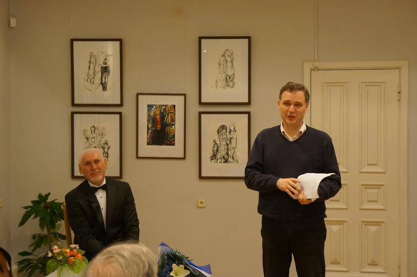Дмитрий Горох (справа) и Николай Прокопец