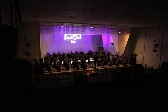 """В """"Ночь искусств"""" Симфонический оркестр Карельской филармонии исполнил композиции рок-группы """"The Beatles"""""""