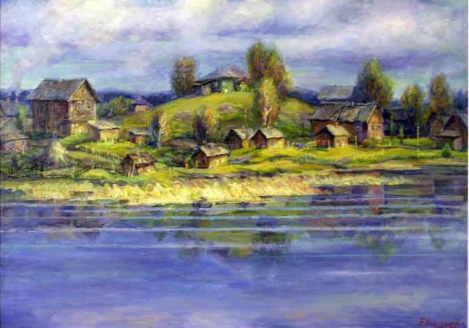 Борис Кукшиев. Вечер в Фоймогубе
