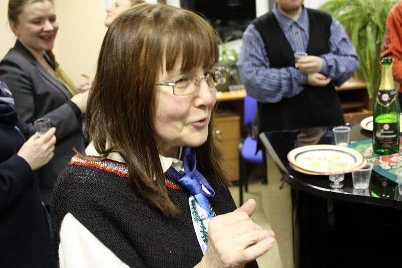 Татьяна Павловна Бибикова