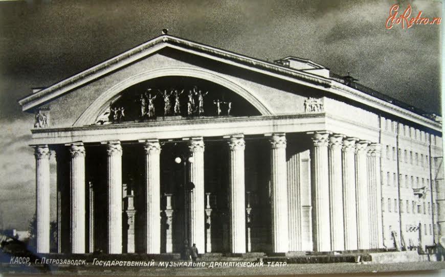Музыкальному театру Карелии исполнилось 60 лет