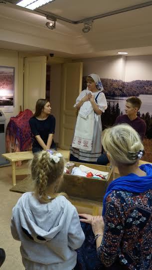 «Тили-тили-тесто». Со свадебной обрядностью знакомит Екатерина Логвиненко
