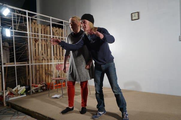 """""""Оскар и Розовая Дама"""". Фото из группы vk.com/netoptz"""