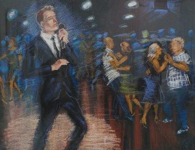 Борис Акбулатов. Песни и танцы