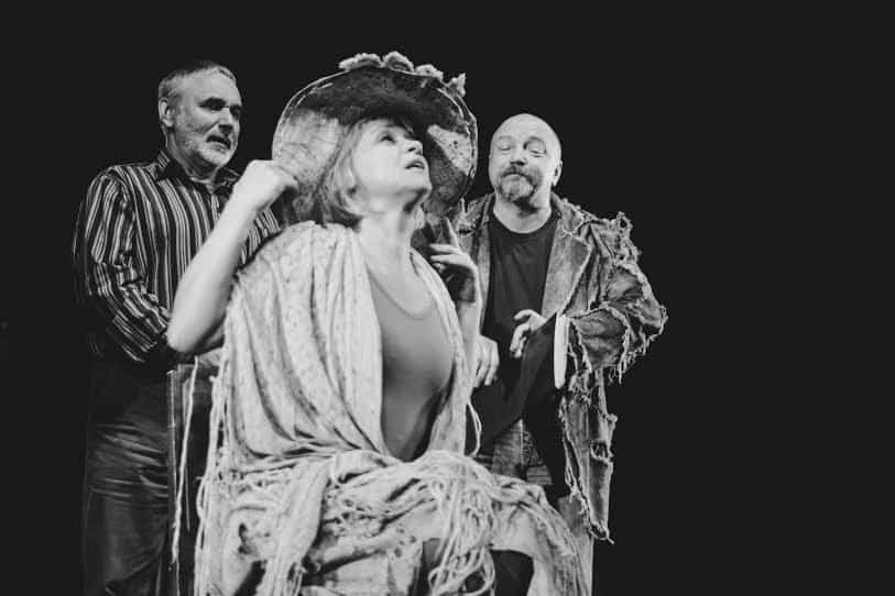 «ТМ» на фестивале камерных спектаклей по произведениям Достоевского показала «Сны…»
