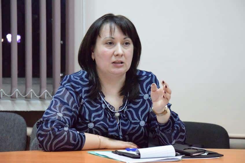 Елена Красина