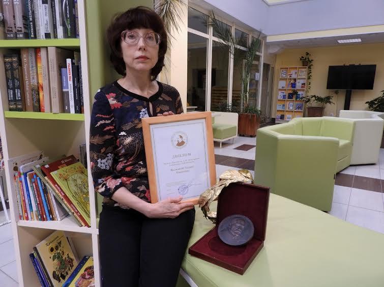 Сотрудник НБ РК Галина Волкова признана лучшим библиотекарем России