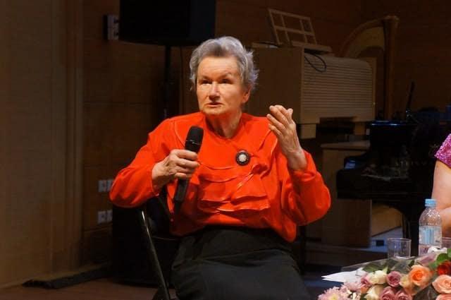 Наталия Гродницкая работала в Петрозаводской консерватории с момента ее основания в 1967 году