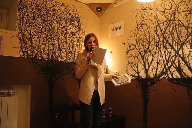Виктория Манасевич: «Я создаю свою карту памяти…»