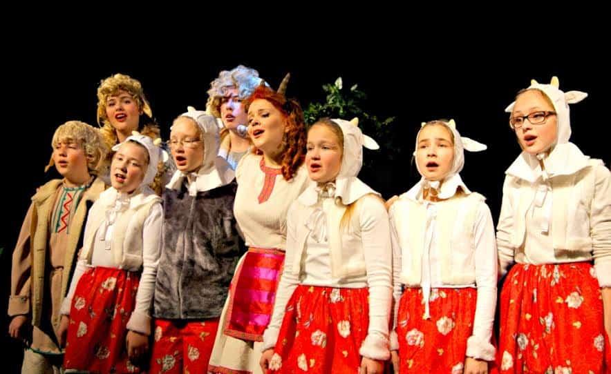 В Петрозаводске провели фестиваль театрального творчества «Открытый мир»