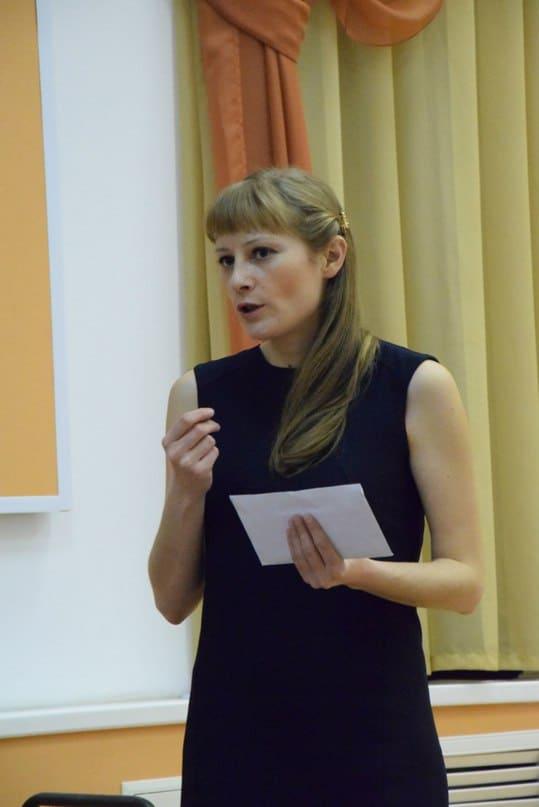 Автор проекта Анна Афанасьева