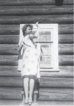 Елена Кубли в Суйсари