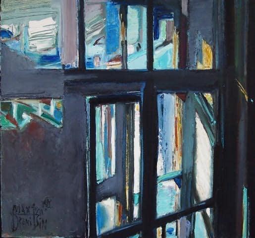 Максим Драницин. Старое окно
