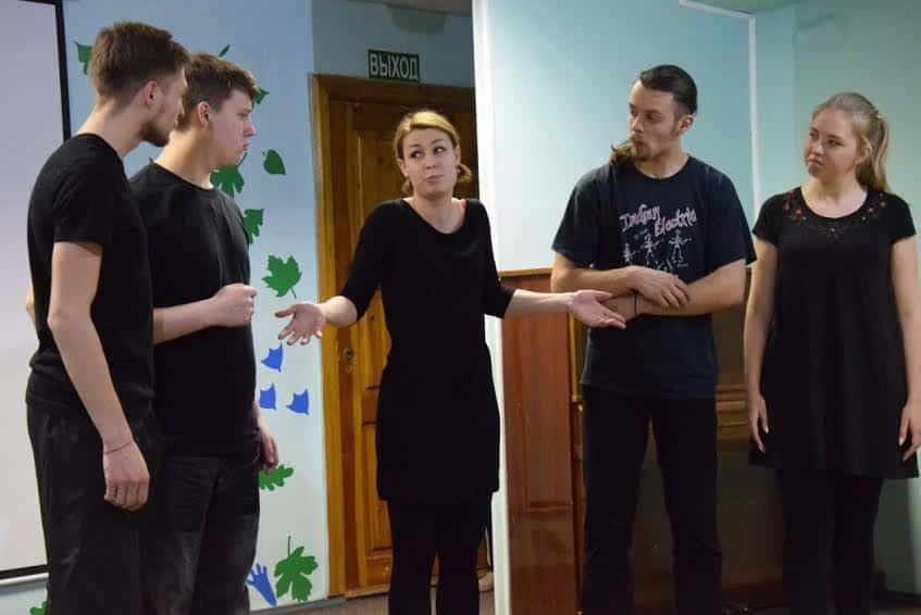 """Театральная студия """"Росток"""""""