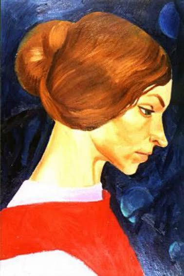Работа талантливой карельской художницы Екатерины Пеховой «Балерина Шишова» попала на выставку благодаря меценату, пожелавшему остаться неизвестным