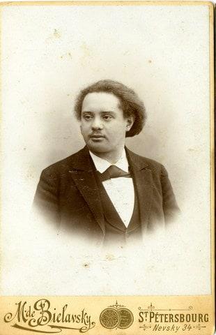 Дмитрий Григорьевич Тучин фото из коллекции его потомков с сайта Geni Pro