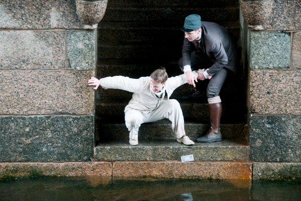 В Петербурге сняли первый игровой фильм о Данииле Хармсе