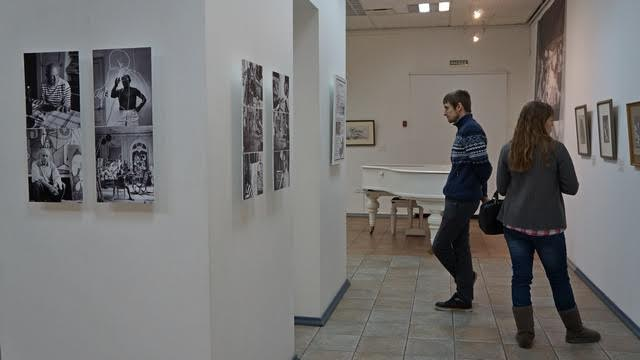 """В Городском выставочном зале Петрозаводска открыта выставка """"Пабло Пикассо. Параграфы"""""""