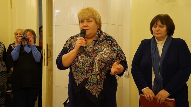 """Директор музея """"Кижи"""" Елена Богданова пригласила авторов проекта к сотрудничеству"""
