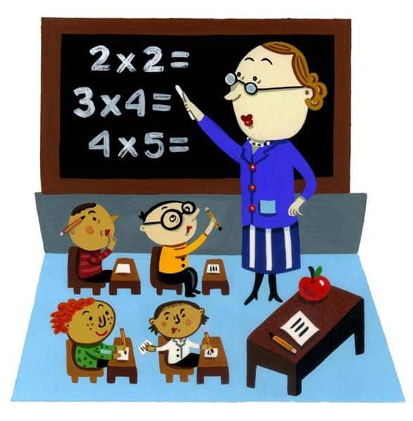 Рособрнадзор проверит учителей русского языка и математики на профпригодность