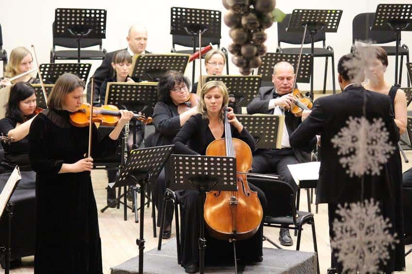 Концерт абонемента «Звезды XXI века в Карельской филармонии