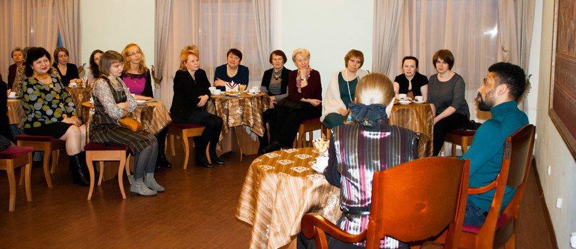 Клуб друзей Музыкального театра Карелии