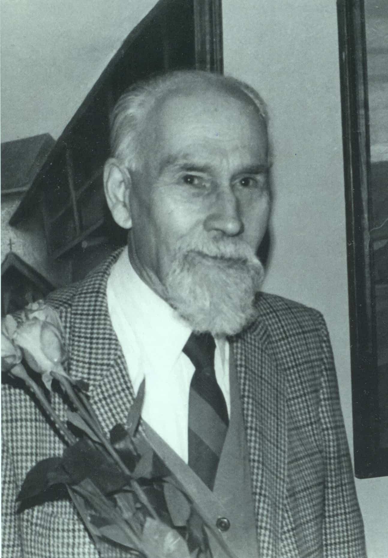 Б.А. Смирнов-Русецкий. 1989 год