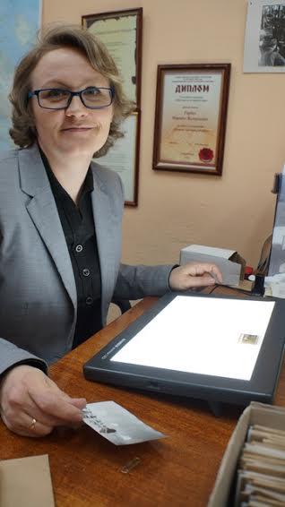 Марина Гарбуз. Фото Ирины Ларионовой