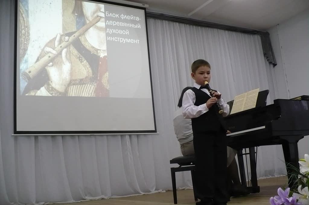 Проект «Детская филармония. Дети -детям» проводится для детей из петрозаводских школ